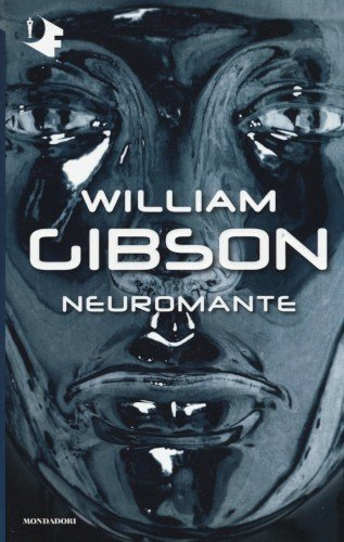 neuromante di william gibson copertina del romanzo